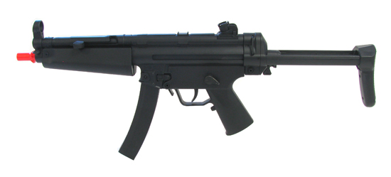 Image sample of the US 4,480 Airsoft Guns in 11 Categories database